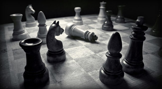 There is a term in chess where every move you make will ultimately put you in a worse position then before