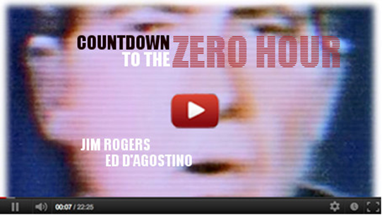 Jim Rogers and Ed D'Agostino