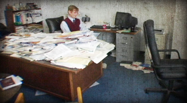 Bixby's Desk