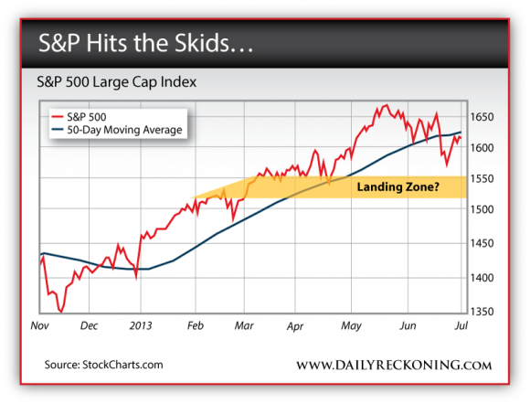 S&P 500 Large Cap Index