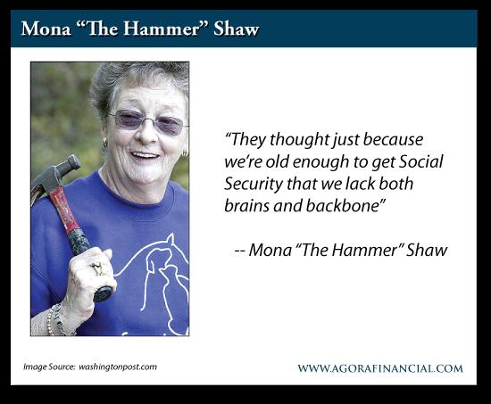 "Mona ""The Hammer"" Shaw"