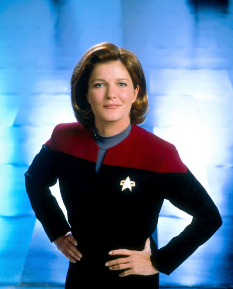 Capt. Janeway