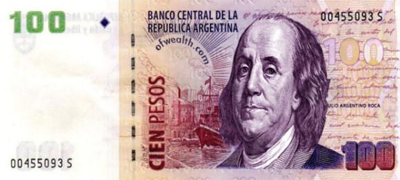 U.S. Dollar Peso