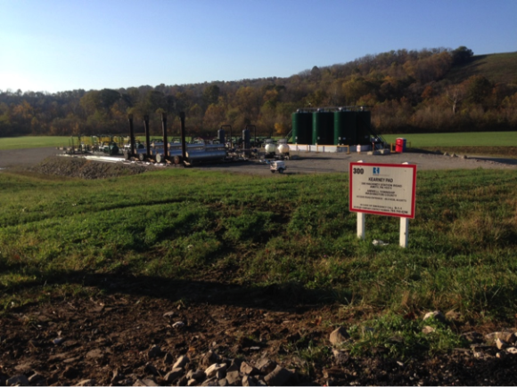 "Range Resources ""Kearney Pad"" in Washington County"