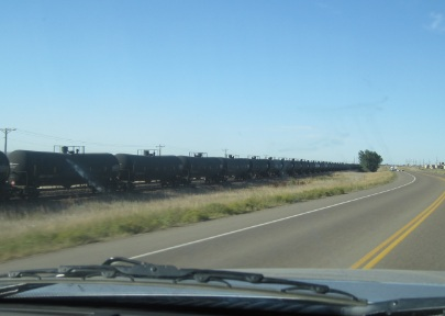 Statoil Rail Transport of Oil from the Bakken to Oklahoma