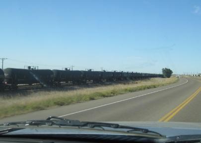 Statoil Rail Transport of Oil from the Bakken to Oklahoma