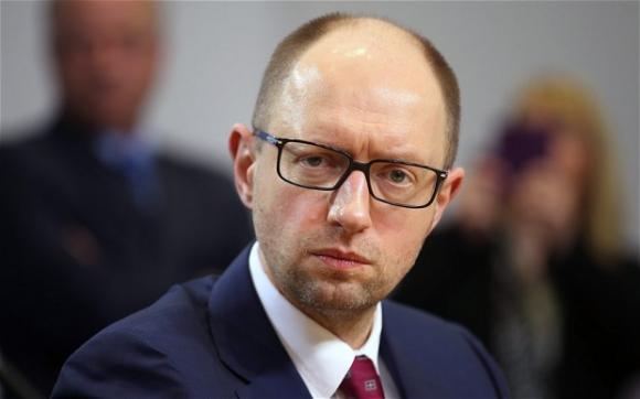Arseniy Yatsenyuk,