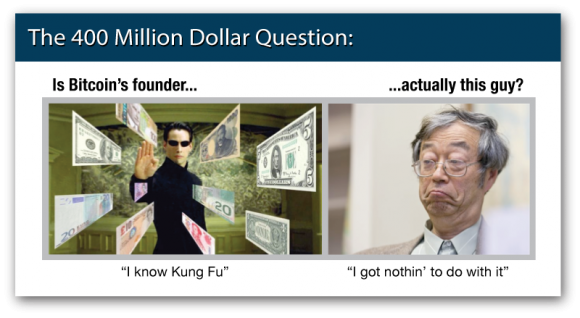 Is Bitcoin's founder actually this guy?