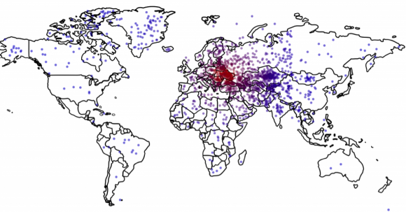 Washington Post Crimea Map Survey