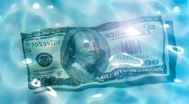 Dossier : Le fond de commerce de l'eau… Water-Money-650x360