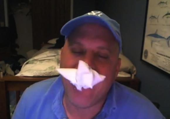 Shoenice Eating Paper