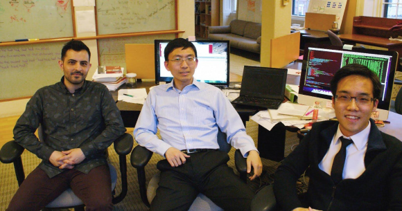 ProtonMail Co-Founders Jason Stockman, Wei Sun, Andy Yen