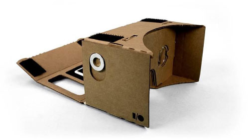 Google VR Cardboard Glasses
