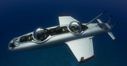 DeepFlight Submarine