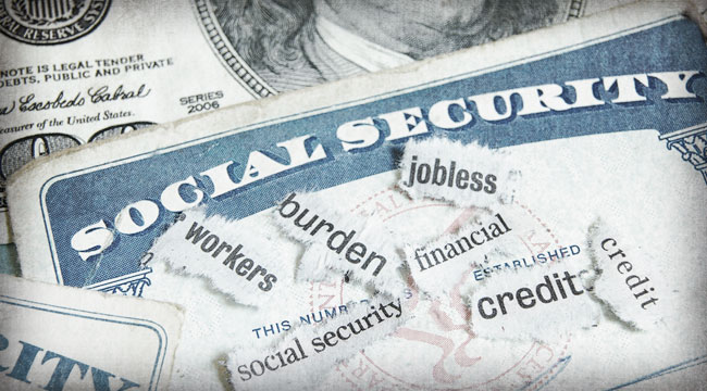 "The Awful Way Social Security Might Be ""Saved"""