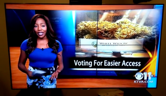 Charlo Greene Quitting Her Job as Reporter in Anchorage