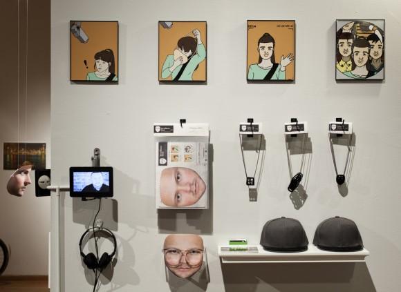 Leo Selvaggio's URME Exhibit in Chicago