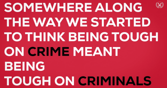 Tough on Crime Means Being Tough on Criminals