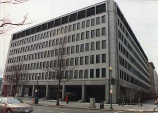 FDIC Headquarters in Washington, DC