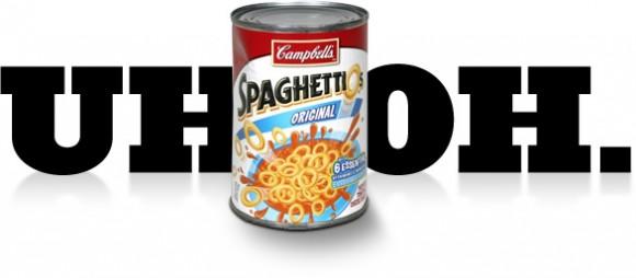 Uh-Oh SpaghettiOs