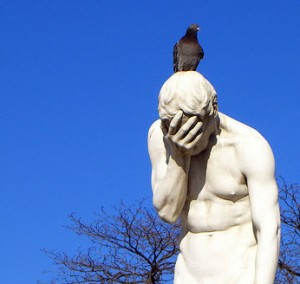 Facepalm Statue... Again