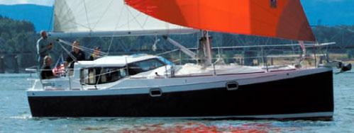Far Harbour 39 Yacht