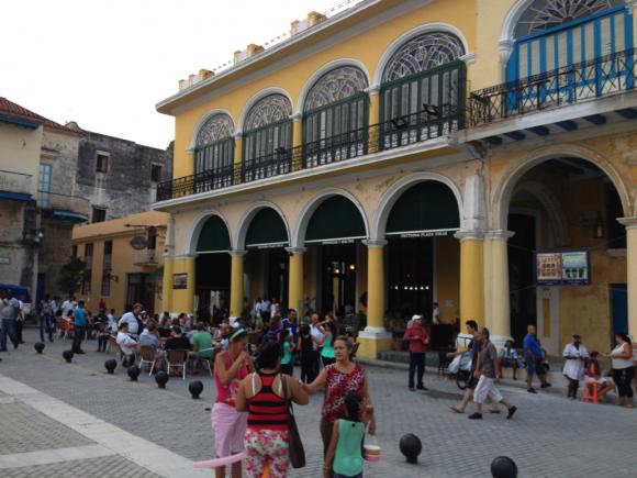 CubaSquare