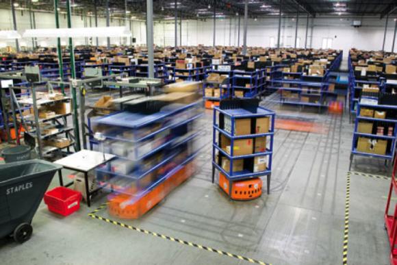 WarehouseRobots