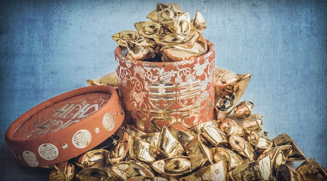 Why the U.S. is Helping China Accumulate Gold