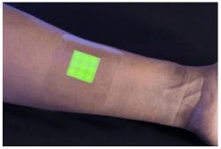 Glowing Bandage
