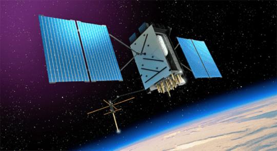 GPS Satelitte III