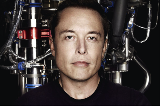 Elon Musk,Tesla Motors and SpaceX Founder