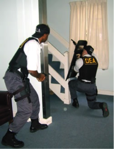 DEA Police