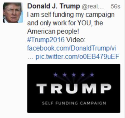 Donald Trump Post