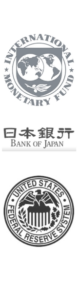 IMF, BoJ, Fed