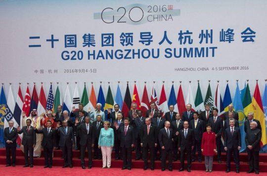 G20 2016 China