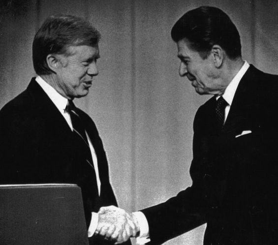 Carter v Reagan