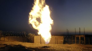 Natural Gas Pipeline Explosion