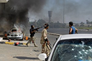Libyan Rebels Take Tripoli