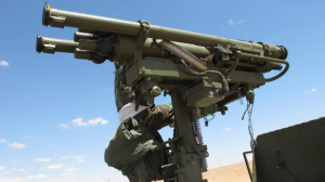 Libyan Surface to Air Missiles