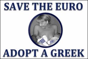 Save the Euro Mekel Image