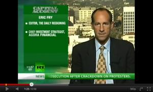 Eric Fry on Capital Account