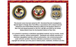 Possible Website Block by US Authorities