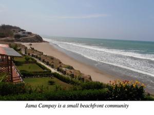 Jama Campay on Ecuador's Coast