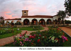 Clubhouse at Rancho Santana
