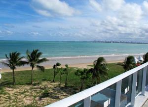 Beachfront View from Condo in Joao Pessoa