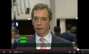 Nigel Farage on Capital Account