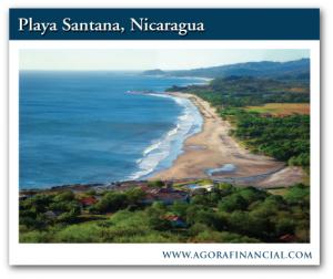 Playa Santana, Nicaragua