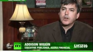 Addison Wiggin on an Empire of Debt and the Mother of all Bubbles (Part 2)