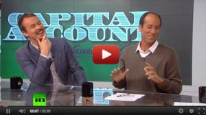 Joel Bowman and Eric Fry on Capital Account